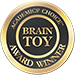 Academics Choice Brain Toy Award winner
