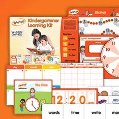 Coming Soon - Teach My Kindergartener!