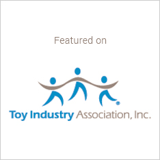featured on toy industry association