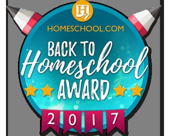 homeschool award 2017