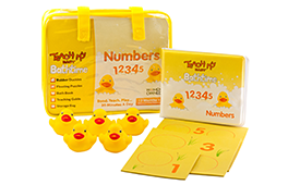 Teach My Baby Bathtime Numbers