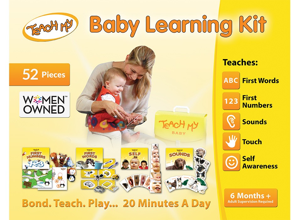 teach my baby packaging