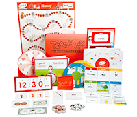 Teach My Kindergartener Learning Kit